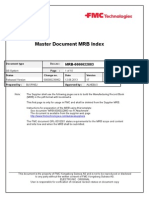 Master Document MRB Index Rev R
