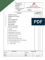 P633 (TEE2) Test Report Rev 1