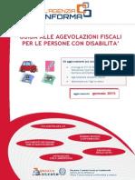 Guida Agevolazioni Persone Con Disabilità