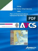 AVCS User Guide for L 3 Valmarine NaviNet ECDIS v1 0