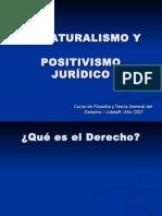 T 3 iusnaturalismoypositivismojurdico.ppt