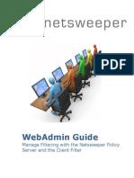 Webadmin Guide