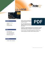 UHF RFID Reader Module M950 - AbleID