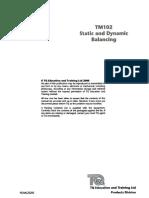 TM 102 Manual