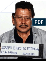 Criminal Case No. 26558; People of the Philippines v. Joseph Ejercito Estrada et. al. by Justice Teresita Leondardo-De Castro