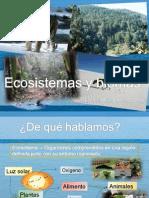 Ecosistemas y Biomas