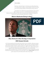Why Starbucks Will Win in China