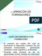 FORMACIÓN de FORMADORES - Capacitación Coordinadores