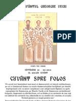 Cuvant Spre Folos nr 209, 24-30.I.2010
