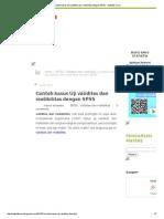 Contoh Kasus Uji Validitas Dan Realibilitas Dengan SPSS - Statistik Ceria