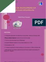 Sintesis Organica x Microondas