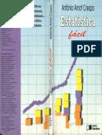 Antonio a Crespo - Estatistica Fácil