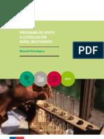 Manual estratégico Curriculum Multigrado