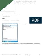 Criar Um Servidor de VPN No Windows 7 (Pt-BR) - TechNet Articles - United States (English)