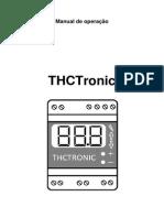 Manual de Operação THC
