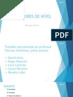 Medidores de Nível (1)