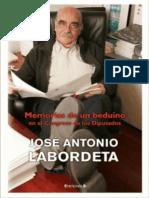 Memorias de Un Beduino en El Congreso de - Labordeta, Jose Antonio