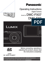 panasonic lumix dmcfx07-multi