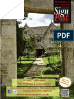 2015 Oxford & the Cotswolds Signpost