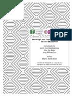 Informe Final Metodología Para Emprendimientos Culturales