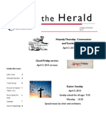 March 2015 Herald