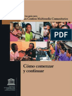 Centros Comunitarios Multimedia
