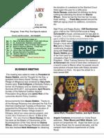 Moraga Rotary Newsletter- March 3, 2015 PDF