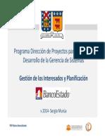 Gestión de Los Interesados y Planificación Parte 2 2014
