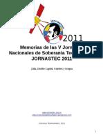 Memorias JORNASTEC 2011