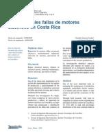 Fallas en Motores Electricos