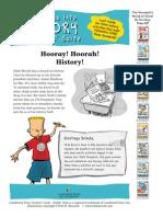 Stink Teachers' Guide Stink History