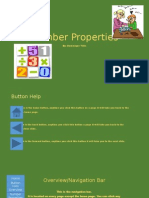 number properties number properties