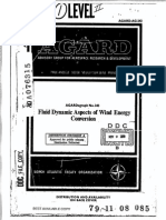 Fluid Dynamic Aspects of Wind Energy Conversion de Varies(1979)