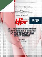 Guía Proyecto Sociotecnológico I. Annette Rojas