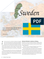 Sweden New Age Retail Interviews
