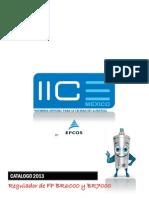 Catalogo de Productos Iice 2013 Br6000 Br7000