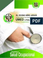 Portafolio Umed Ltda Ips Medicina Laboral