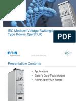 Power Xpert UX - Presentation (PDF)