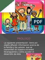 Presentacion de ValOres de Familia