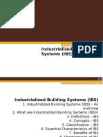 Presentation IBS 2