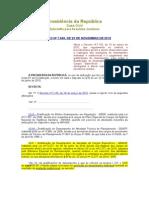 Decreto 7.849_23 Nov 2012_Regulamenta GDACE