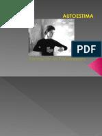 Diapositivas Autoestima