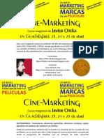 Cine-Marketing - Guadalajara 23-24-25 de abril
