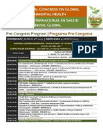 Icgeh Program Programa Cisag 2015 Feb 28