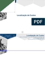 Localização de Custos & Material Ledger Com e Sem WIP[1]