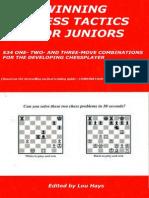 Lou Hays - Winning Chess Tactics for Juniors