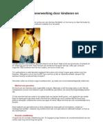 rzl artikel rouw en verliesverwerking door kinderen en jongeren