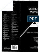 Narrative Analysis (Riessman) book.pdf