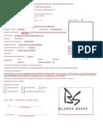 formulario de ingreso de marca