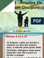 Atitudes de Um Bom Discpulo Pastor Odilson